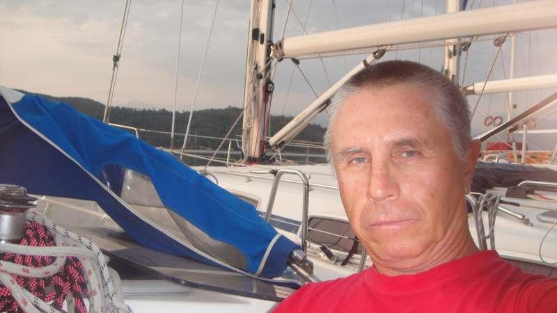 По Турции на яхте