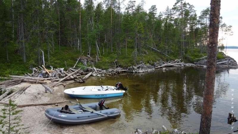 Пяозеро - пожалуй, самое популярное озеро Северной Карелии. Природа Кумского никого не оставляет...