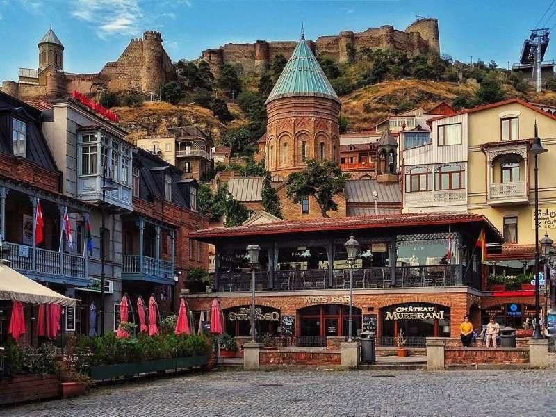 Очаровательная Грузия