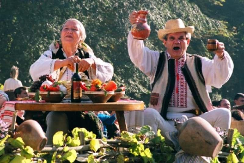 Поездка на Национальный день вина в Молдавии