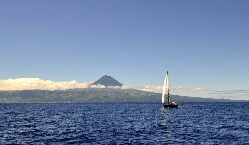 Парусное путешествие по Азорским островам