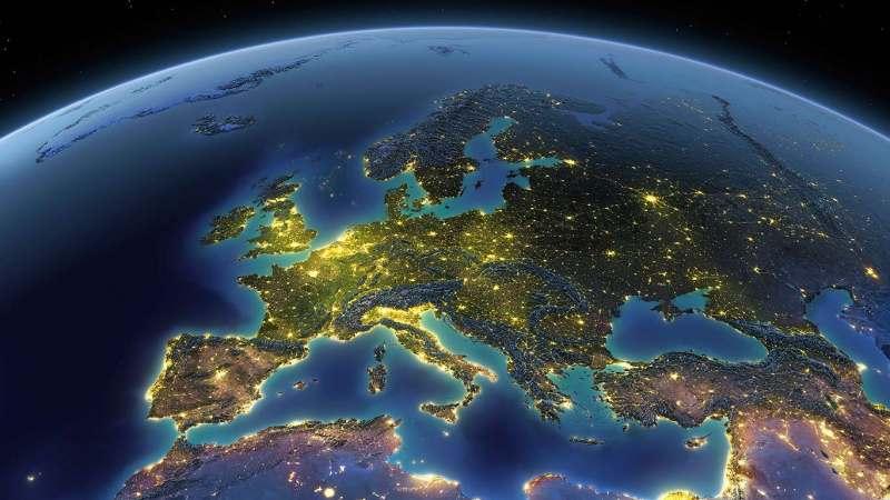 Автомобилем по Европе