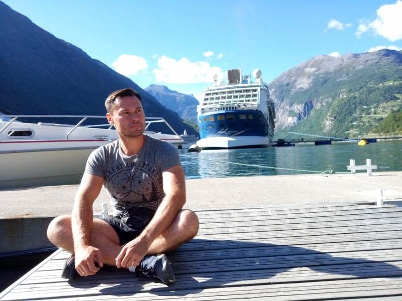 Дикий Караван едет в Норвегию