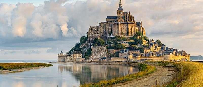 Париж-Мон Сен Мишель (Нормандия)