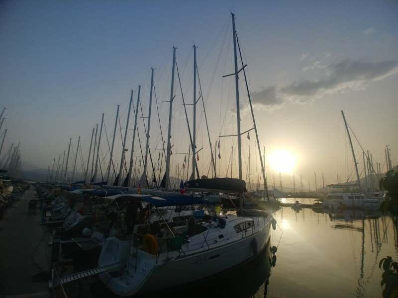 Под парусом по Неаполитанскому заливу