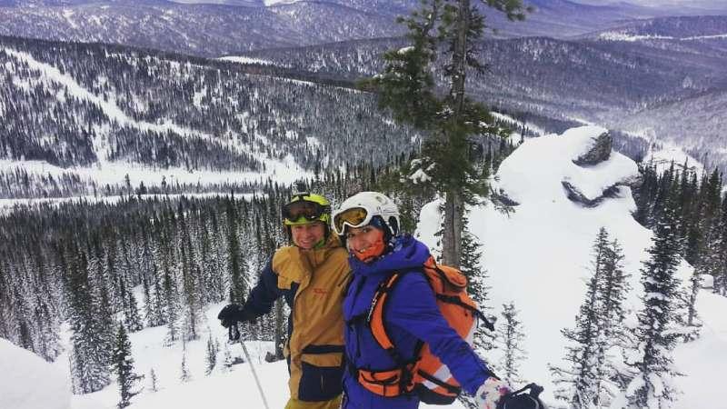 Открытие горнолыжного сезона в Шерегеше