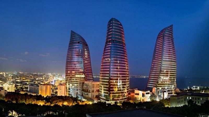 Согревающий прикаспийский тур в Азербайджан в декабре-январе