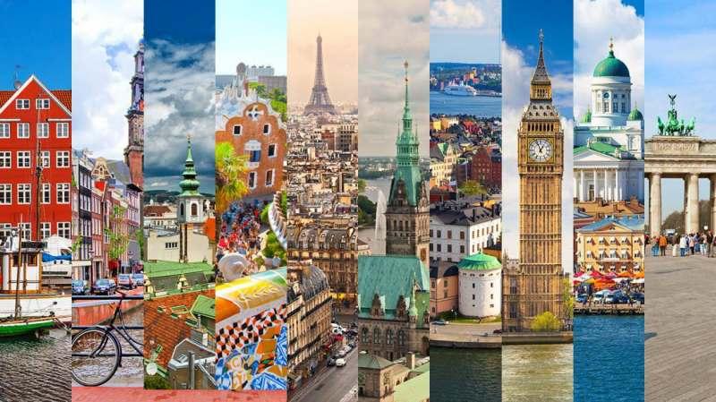 Путешествие по Европе- мечта всей жизни