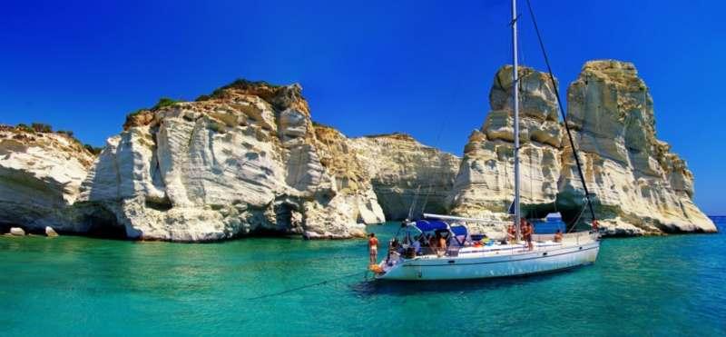 Яхтенный поход 27.04 - 04.05, Греция, Афины, Кикладские о-ва