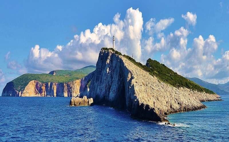 Яхтенный поход 6-13 октября, Греция.