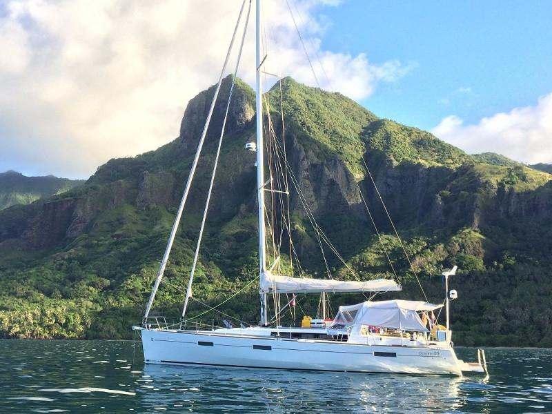 Яхтенный поход по Канарским островам 9-16 марта