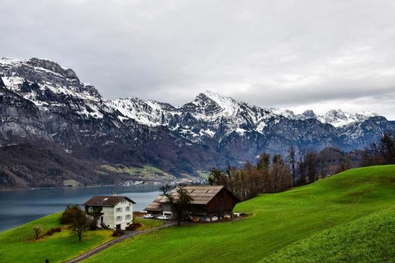 На автомобиле по семи странам Европы. 5-6 дней в Швейцарии
