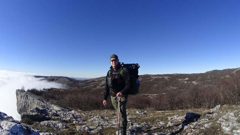 Пеший поход по горам Кавказа