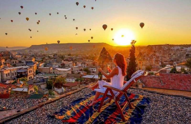 Летние каникулы по городам Турции