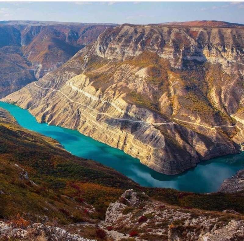 По достопримечательностям Дагестана