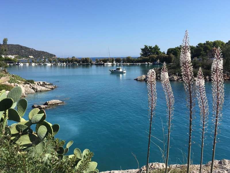 500 евро, Корфу, яхта, сентябрь