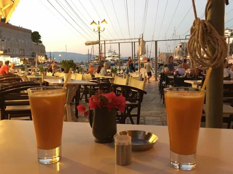 Майская яхтенная неделя в Греции