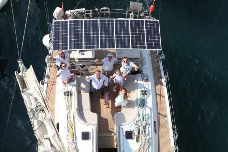 Путешествие на частной яхте
