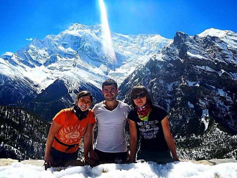 Путешествие в Непал. Трек вокруг Аннапурны + оз. Тиличо