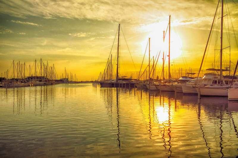 Портофино и Геную на парусной яхте