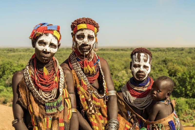 Велопоездка в долину Омо (Эфиопия)