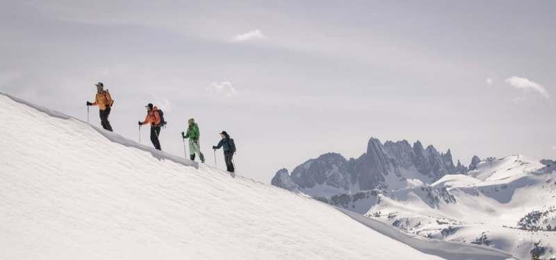 Присоединился бы к к опытной компании на ски-тур, снегоходство или фрирайд. Снаряга и горный опыт...