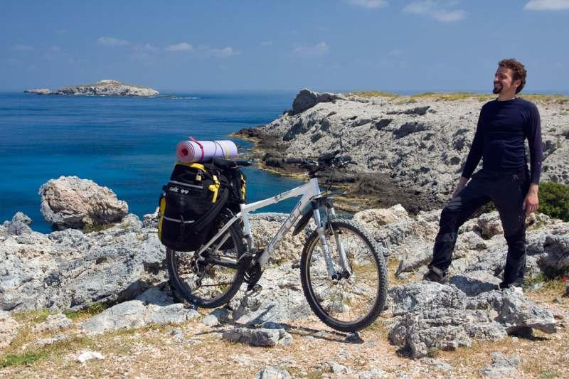Веломаршрут по Северной Греции