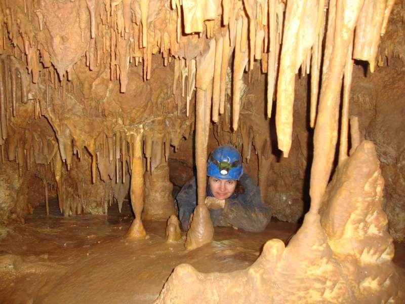 """Удивительное путешествие в пещеру """"Большая Орешная"""""""