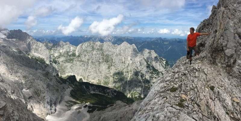 Трекинг по Баварским Альпам и траверс Юбилейного хребта. Проживание: палатки + лоджи. 500 евро...