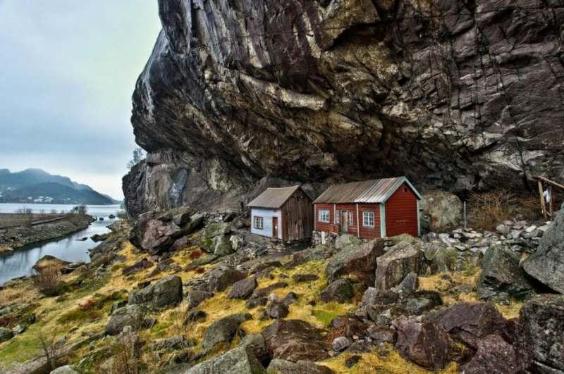 Норвегия. от фьордов до Атлантической дороги