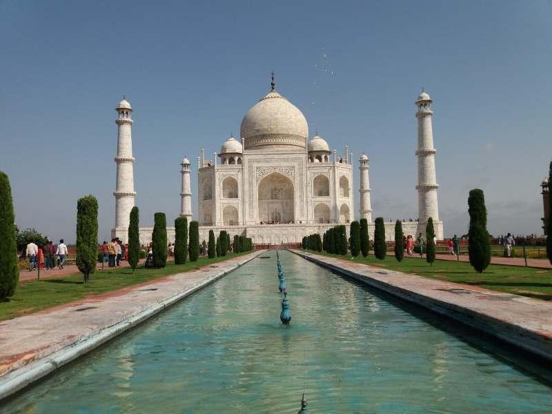 Тур по Золотому кольцу Индии с посещением астролога