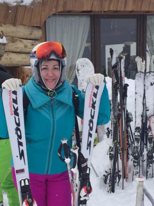 Хотелось бы закрыть горнолыжный сезон в весёлой компании. Каталась в Италии, на Красной Поляне. О...