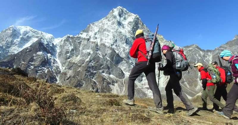 Базовый лагерь Эвереста для НЕальпинистов