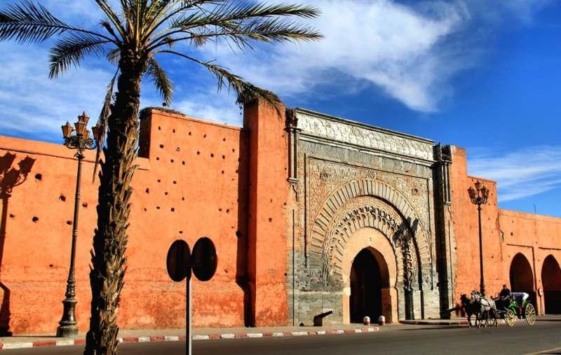 Марокко Автопутешествие