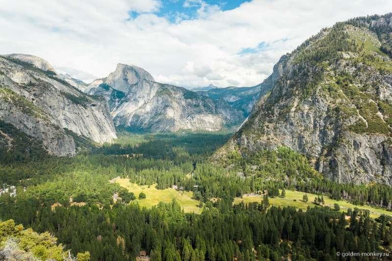 Планируем с матерью путешествие по Калифорнии