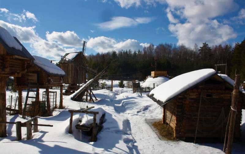 Этнографический, исторический, экологический туризм