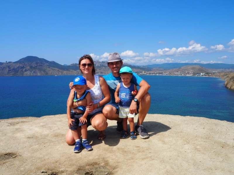 Вокруг Черного моря с детьми