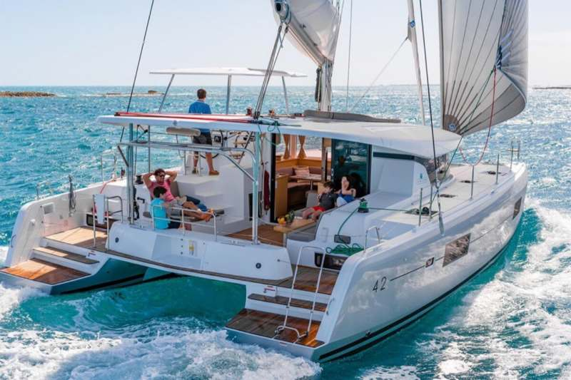 Набираем в команду 2 чел, отдых на яхте-катамаране по островам Греции, 590 евро/за чел, самолет...