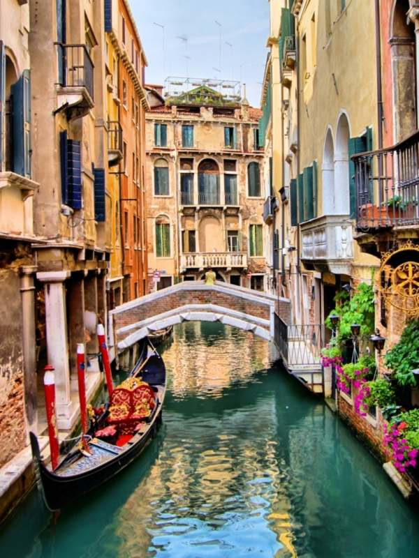Бергамо, Тоскана , путешествие по Италии . Солнце, пейзажи!