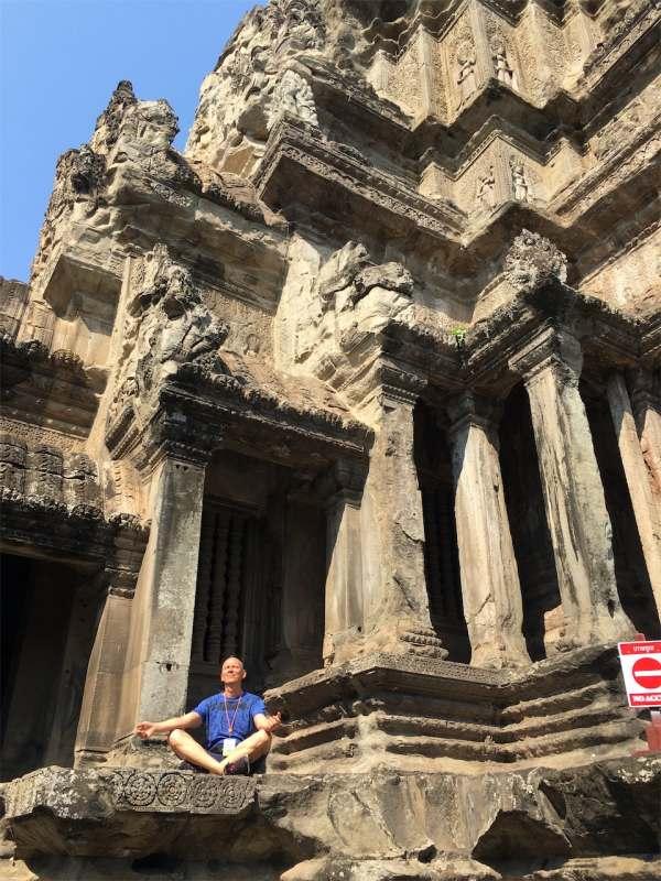 Камбоджа на Новый год