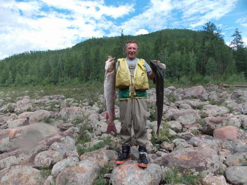 Присоединюсь на сплав с рыбалкой в удаленные районы