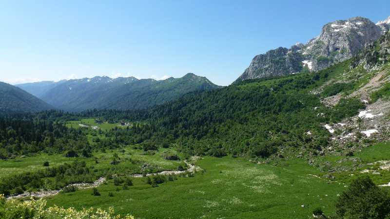 Самый знаменитый кавказский маршрут
