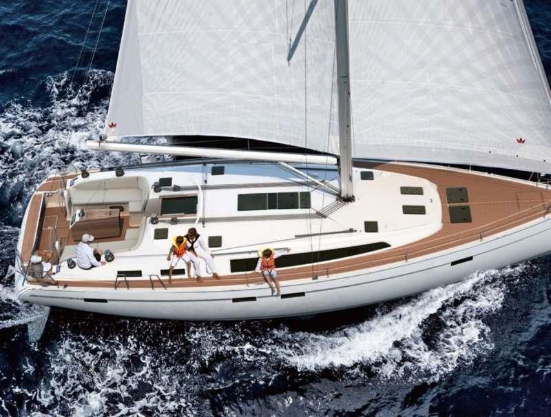 Круиз на парусной яхте по ионическим островам. 27.04-4.05.19