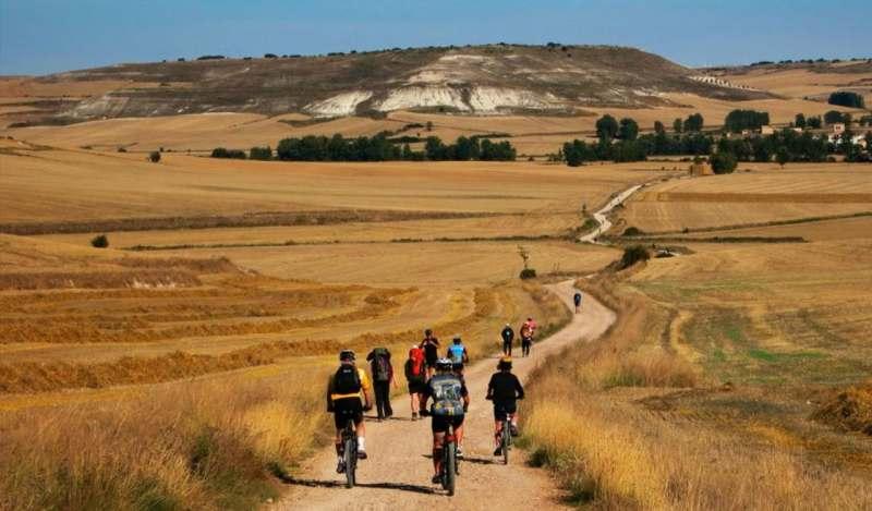Пеший (вело) поход Испания Путь Сантьяго