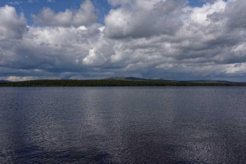 На рыбалку на Чудзьявр (Мурманская область) 5 дней + дорога
