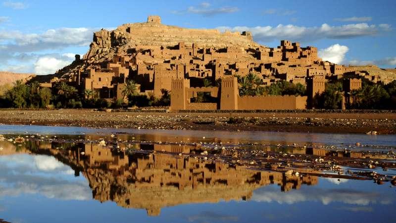 Путешествие по Марокко. Июнь 2018