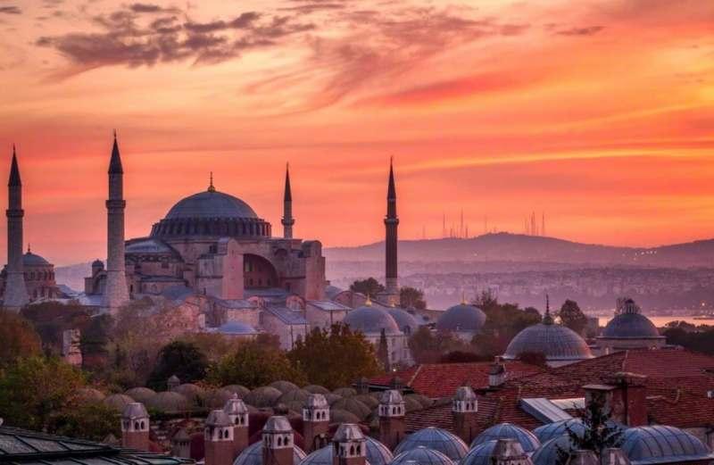 Стамбул-Бодрум июнь 2019г.
