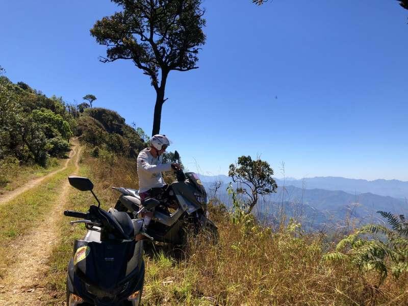 Трип по Таиланду на байках\скутерах + Мьянма