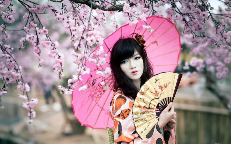 Волшебная весна в Японии!
