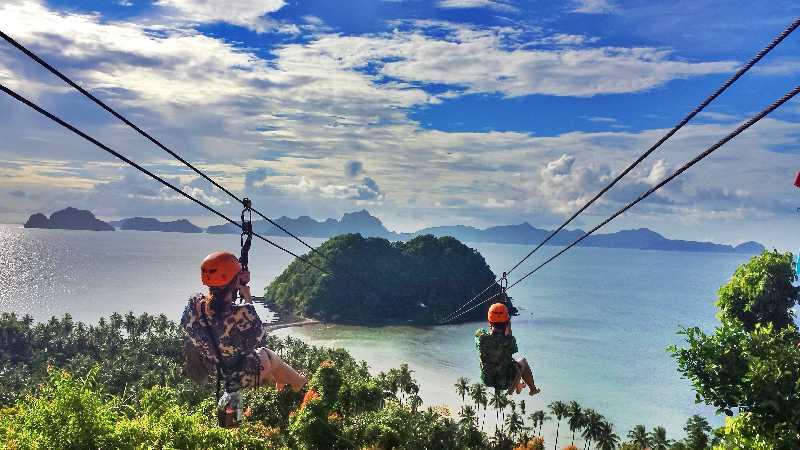 Приключения на Филиппинах